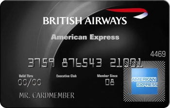 British Airways American Express Premium Card