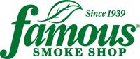 Famous Smoke CA Logo